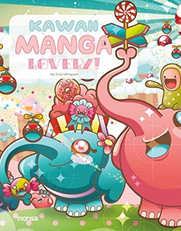 Kawai manga lovely