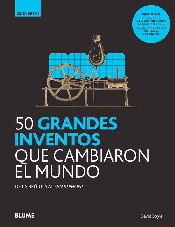 50 Grandes inventos que...