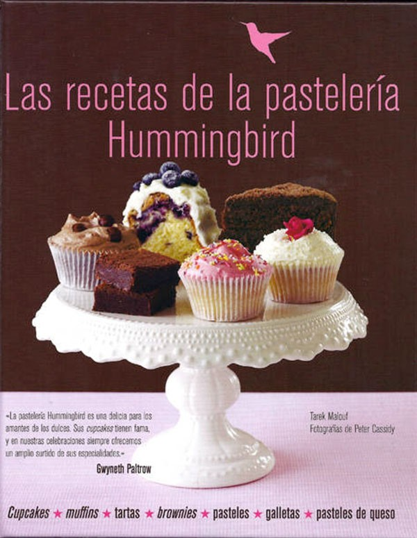 Recetas de la pastelería...