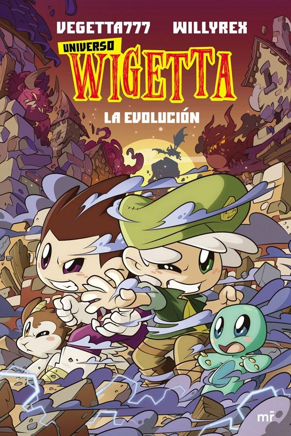 Universo Wigetta 2 · La...