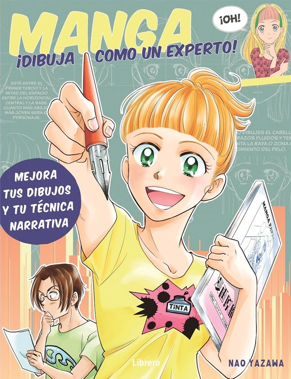 Manga. Dibuja como un experto!