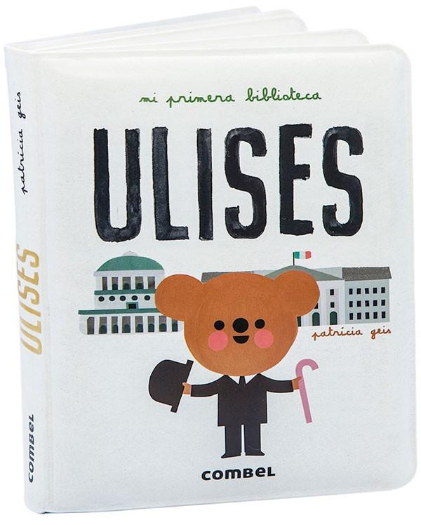 Ulises. Mi primera biblioteca