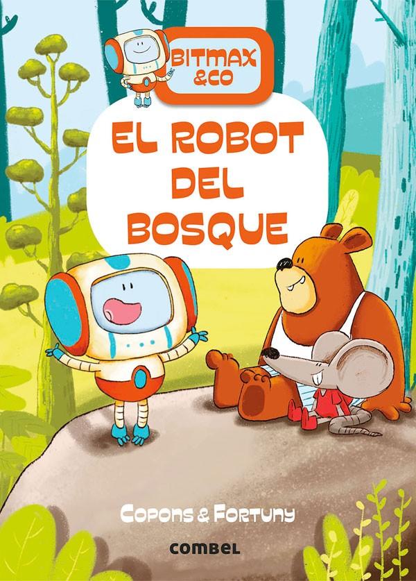 El robot del bosque. Bitmax 1
