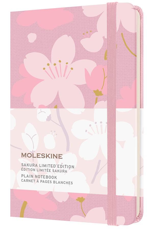 Cuaderno Sakura / Pequeño /...