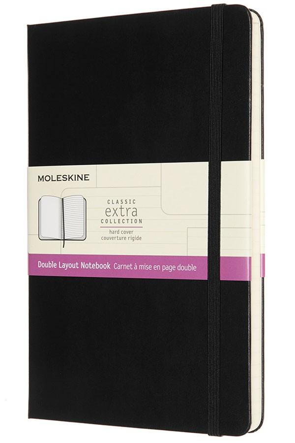 Cuaderno doble diseño /...