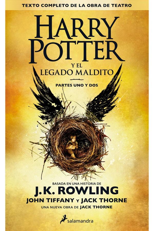 Harry Potter legado maldito