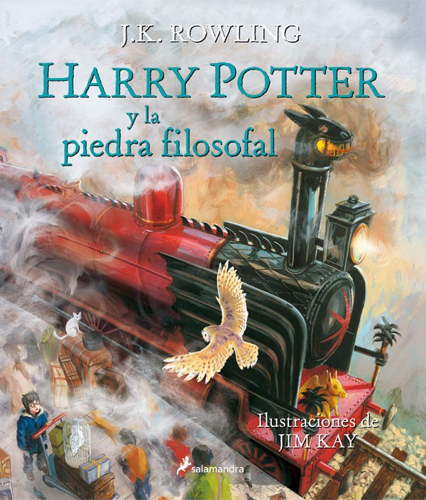 Harry Potter piedra...