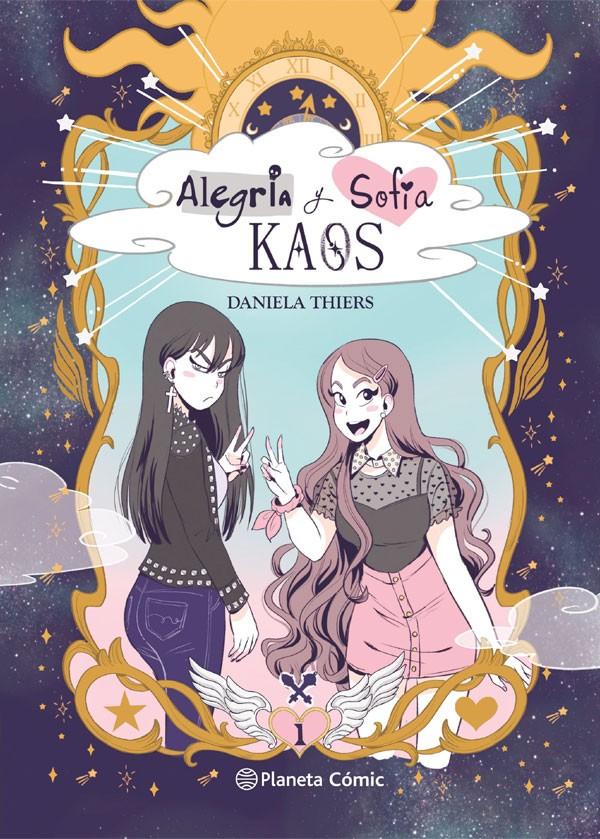 Alegría y Sofía: Kaos
