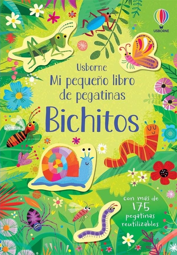Bichitos. Mi pequeño libro...