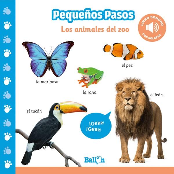 Los Animales del Zoo. Libro...