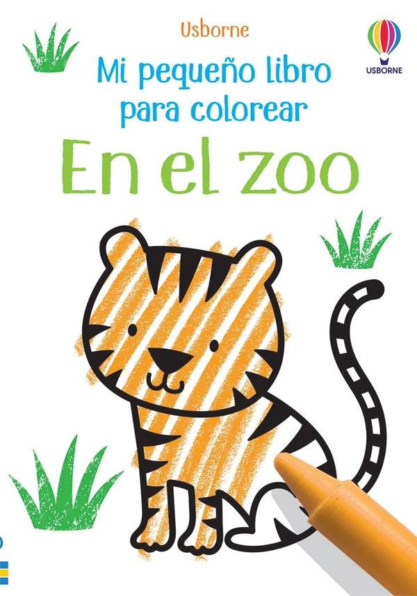 En el zoo. Mi pequeño libro...