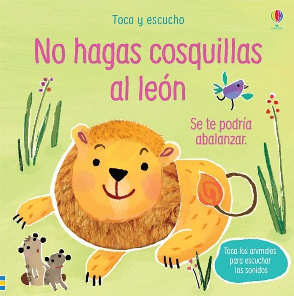 No hagas cosquillas al leon