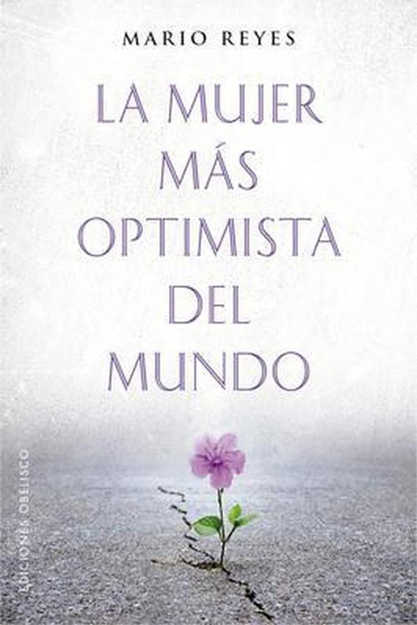 La mujer más optimista del...