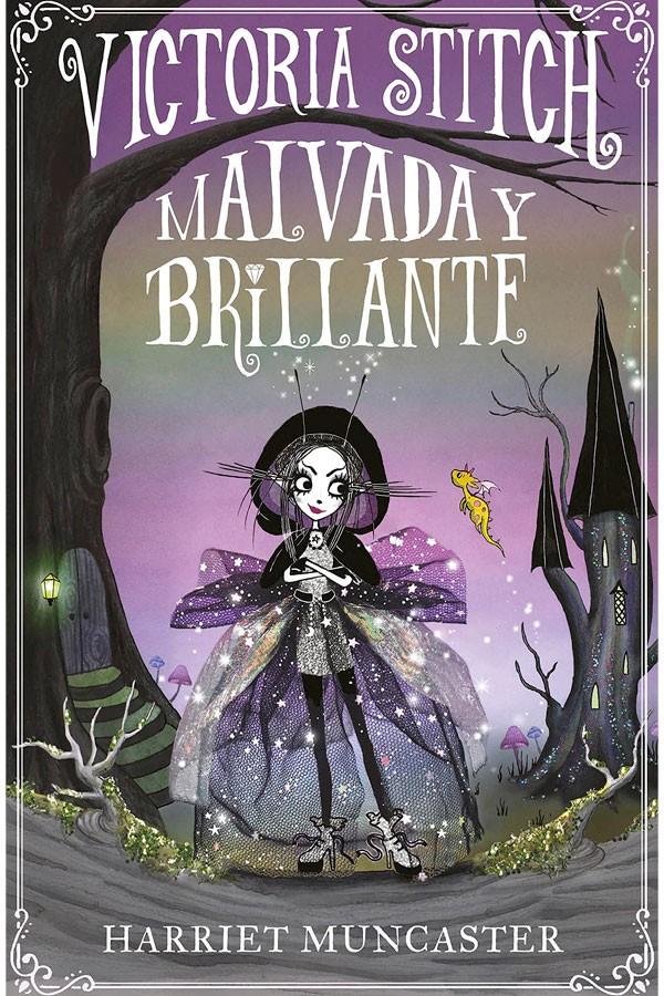 Victoria Stitch. Malvada y...
