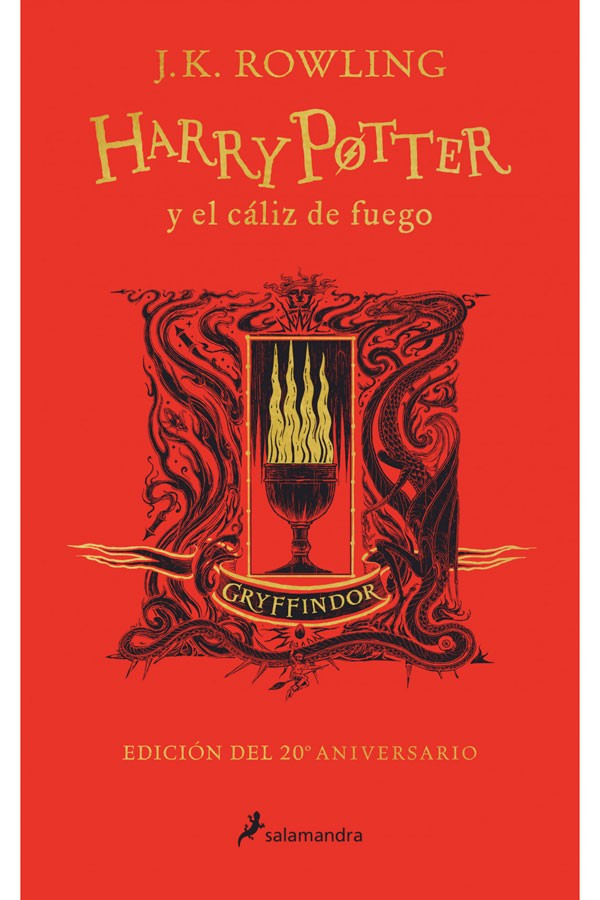 Harry Potter y el caliz de...