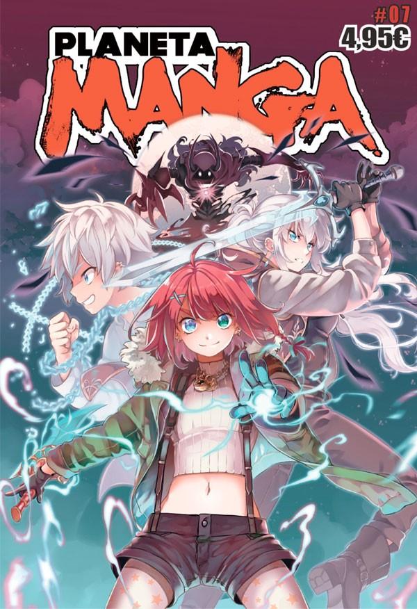 Planeta Manga 7