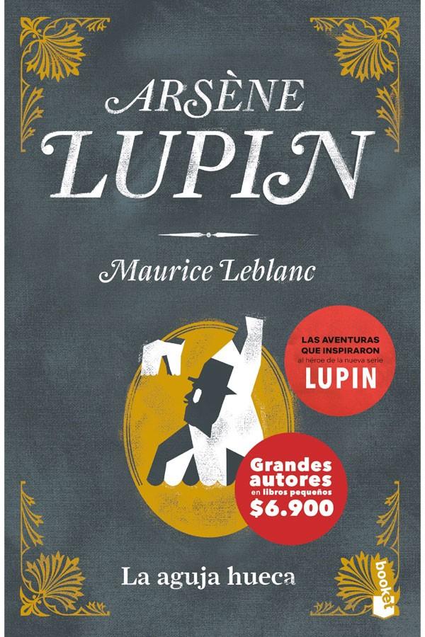 Arsène Lupin La aguja hueca