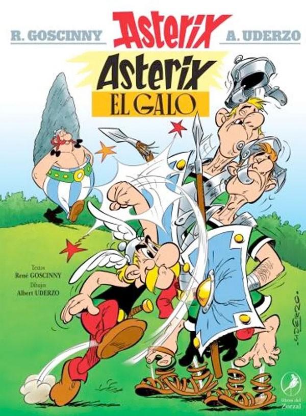 Asterix el galo. Asterix 1