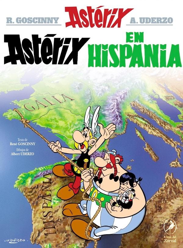 Asterix en Hispania....