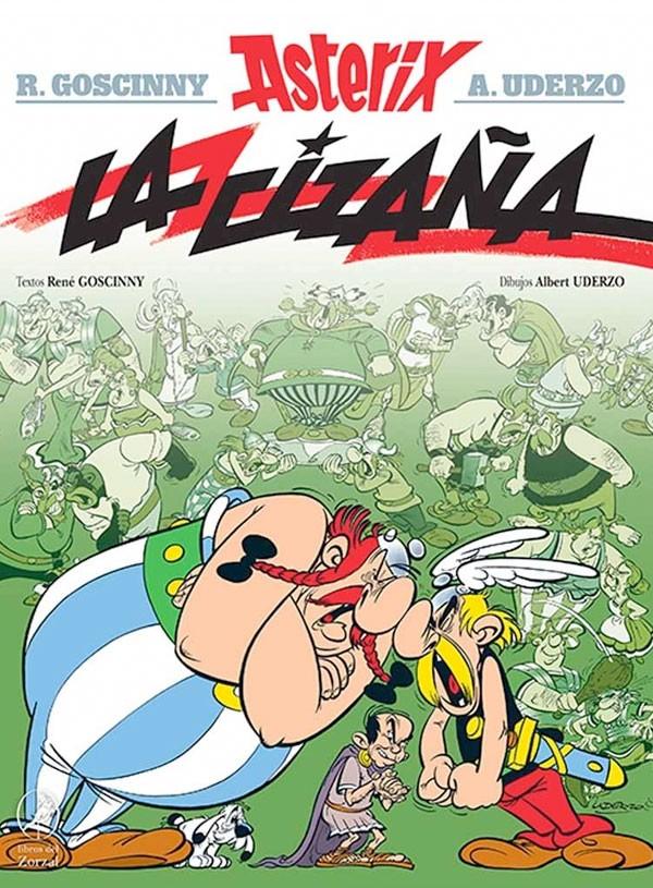 La cizaña. Asterix 15
