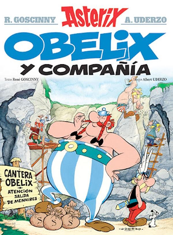 Obelix y compañia. Asterix 23