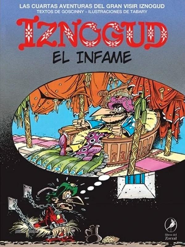 El Infame. Iznogud 4