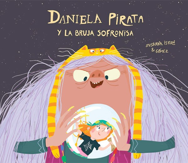 Daniela pirata y la malvada...