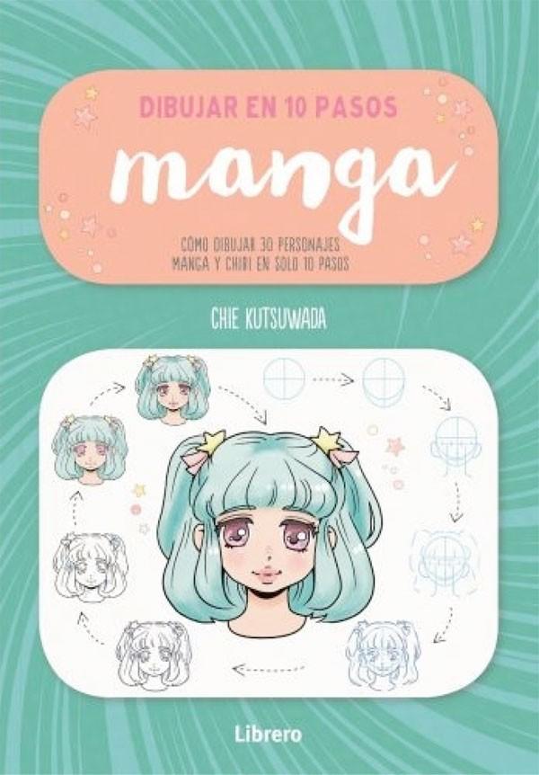 Dibujar en 10 pasos: Manga