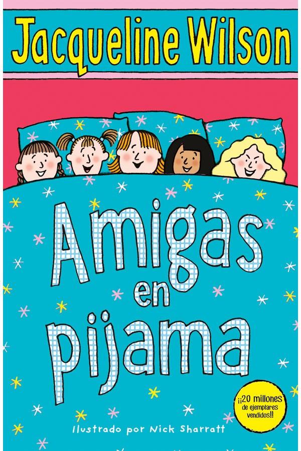 Amigas en pijama