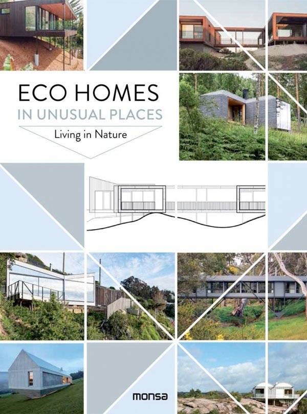 Eco homes in unusual...