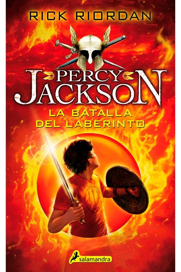 Percy Jackson La batalla...