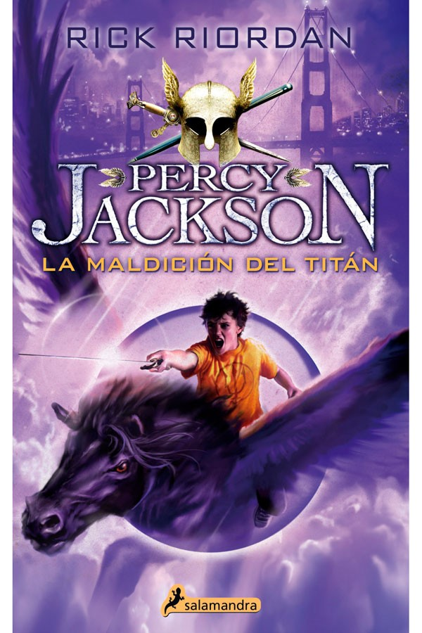 Percy Jackson La maldición...