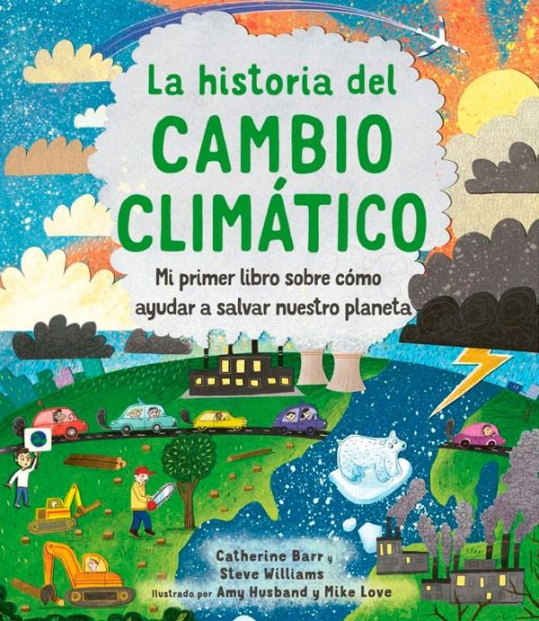 Historia del cambio climático