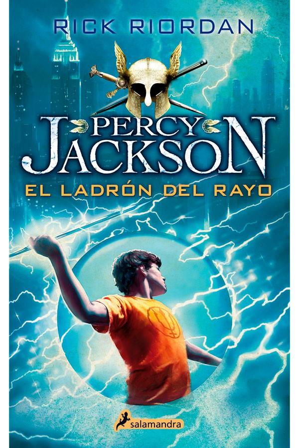 Percy Jackson El ladrón del...