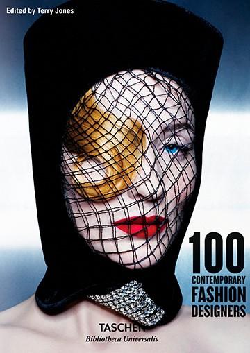 100 diseñadores de moda...