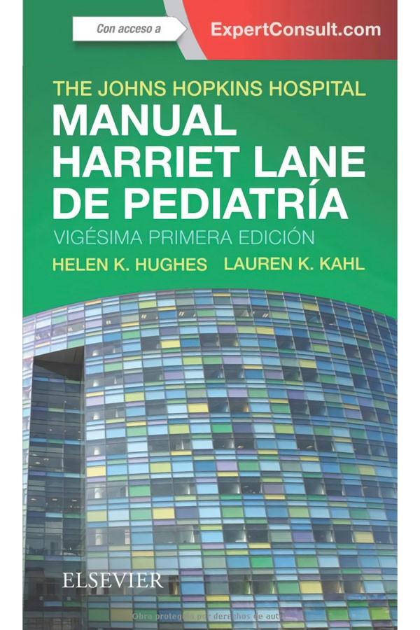 Manual de pediatria 21ª Ed....
