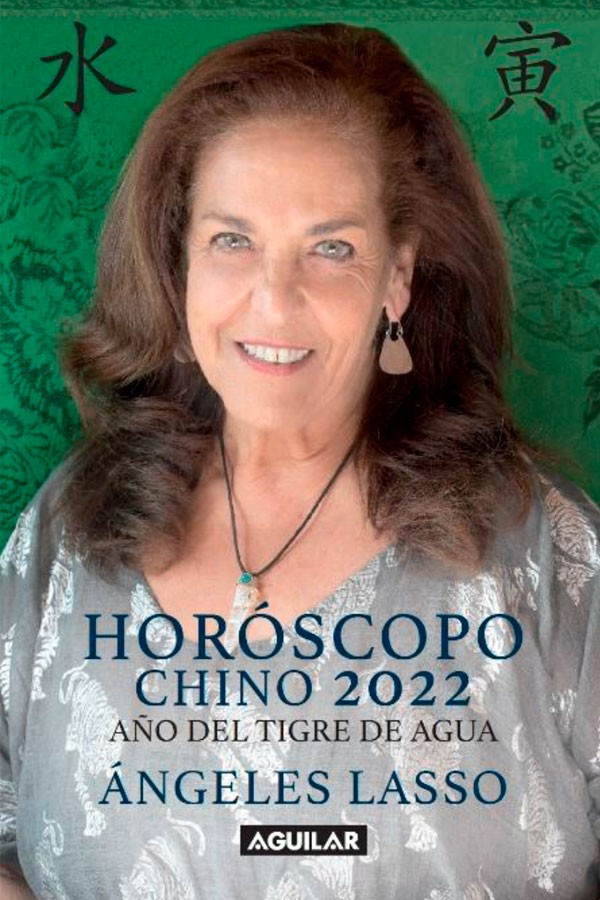 Horóscopo chino 2022. Año...