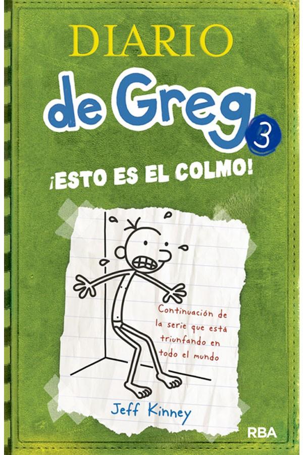 Diario de Greg 3: Esto es...