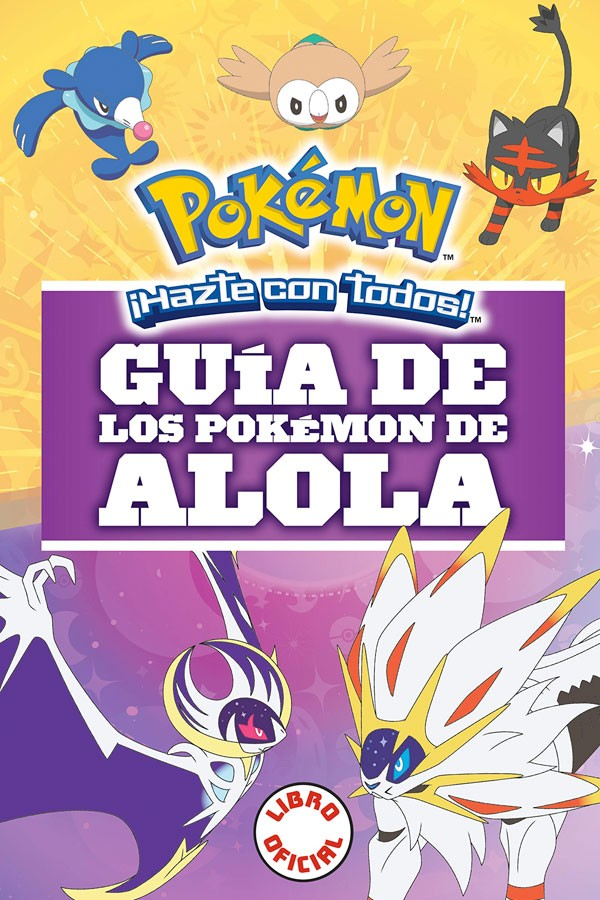 Guía de Pokemón de Alola