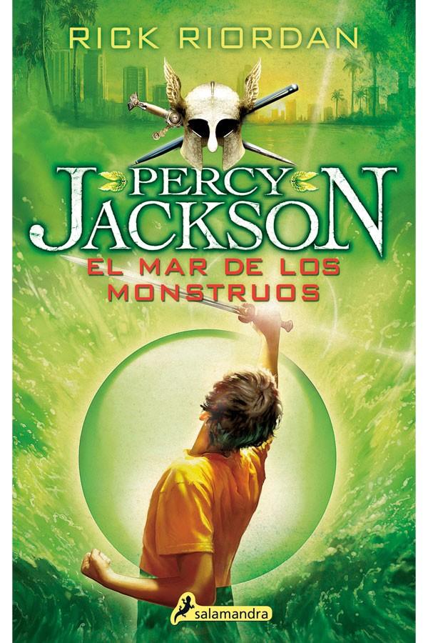 Percy Jackson El mar de los...