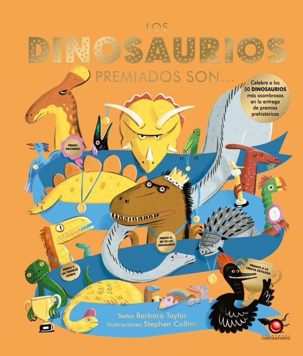 Los dinosaurios premiados son