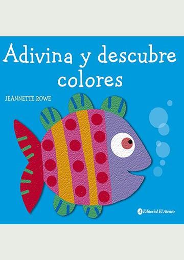 Adivina y descubre colores