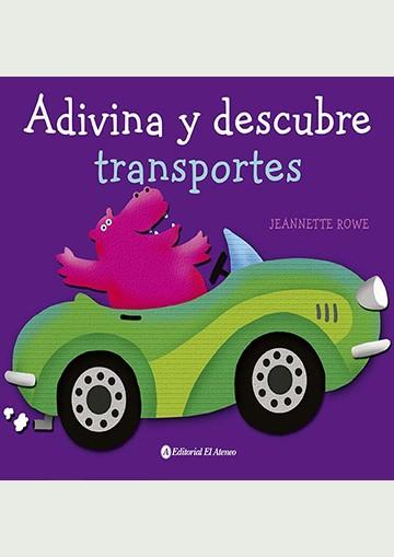 Adivina y descubre transportes
