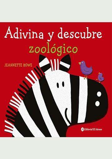 Adivina y descubre zoológico