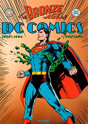 The Bronze Age Of Dc Comics...