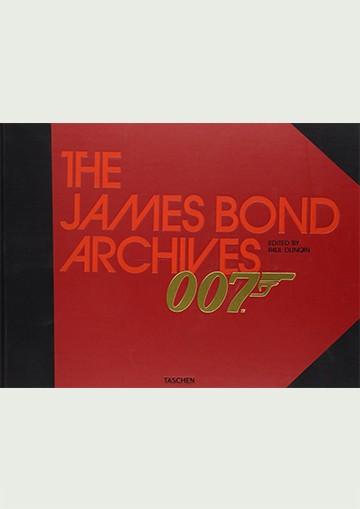 Los Archivos De James Bond....