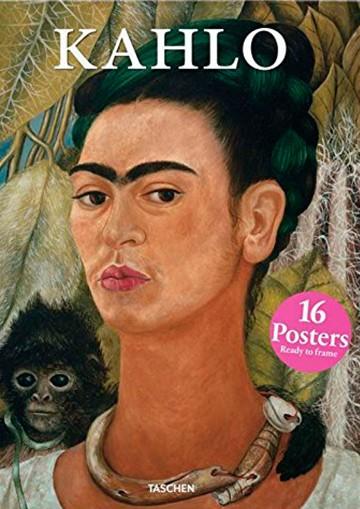Kahlo. Poster Set