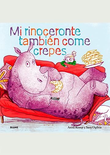Mi Rinoceronte Tambien Come...