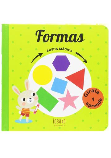 Rueda Magica - Formas