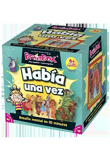 Brainbox. Había una vez
